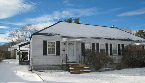 10-12 Dismukes Street Kittery, Maine  03904